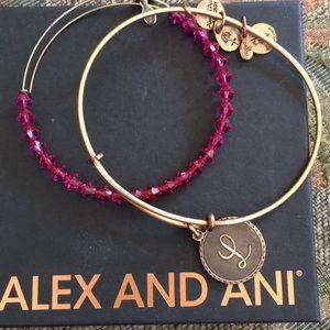 Alexi and Ani Bracelets